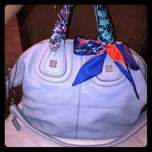Givenchy nightingale bag (seen on many celebs!)